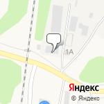 Магазин салютов Куровское- расположение пункта самовывоза