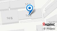 Компания ТИСОНА на карте