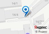ТИСОНА на карте