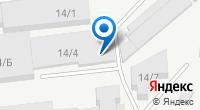 Компания Ростер-мебель на карте