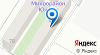Компания Южане на карте