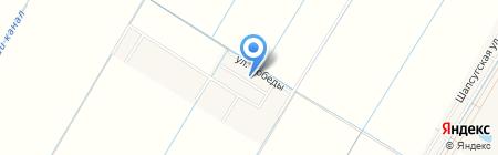 Строящиеся объекты на карте Хомутов