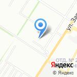 Моде Град на карте Краснодара
