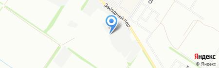 Производственная компания на карте Краснодара