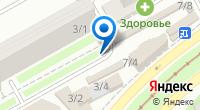 Компания Рынок на проспекте Чекистов на карте