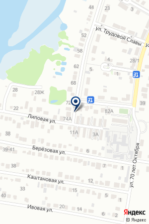 ТФ ЗЕРНЫШКО на карте Тимашевска