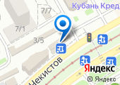 Магазин канцелярских товаров и игрушек на карте