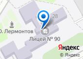 Детская школа искусств №6 на карте