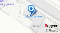 Компания Красный тягач на карте
