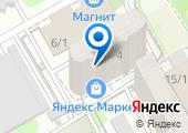 Клиника А на карте