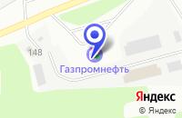 Схема проезда до компании АЗС № 23 в Рыбинске