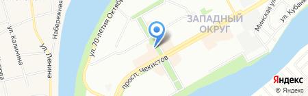 Beerrak на карте Краснодара