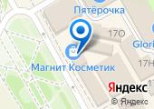 IMBA на карте