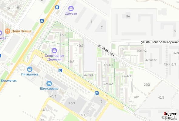 ЖК Спортивная Деревня