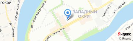 Стиль на карте Краснодара