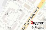 Схема проезда до компании Агровит в Краснодаре