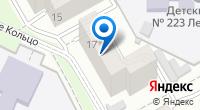 Компания Декарт на карте