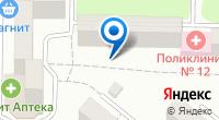 Компания Городская поликлиника №12 на карте