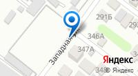 Компания торговый центр-западный на карте