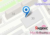 Краснодарский центр профессиональной подготовки и повышения квалификации кадров Федерального дорожного агентства на карте
