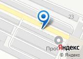 Гаражно-строительный кооператив №6 на карте