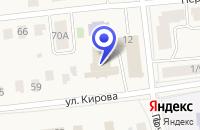 Схема проезда до компании ОРЕХОВО-ЗУЕВСКАЯ БАНЯ в Куровском