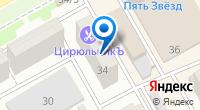 Компания Магазин товаров смешанного типа на карте
