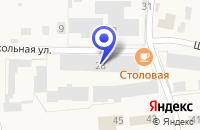 Схема проезда до компании ТФ ФЕДОРЕНКО О.В. в Куровском