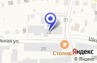 Схема проезда до компании ХЛЕБОЗАВОД ОРЕХОВОХЛЕБ в Куровском