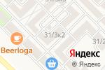 Схема проезда до компании Родной Дом, ЖСК в Новой Адыгее