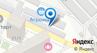 Компания Октябрь на карте