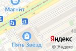Схема проезда до компании Мармелад в Краснодаре
