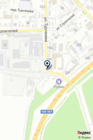 ДЕТСКИЙ САД № 6 на карте Тимашевска