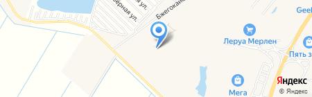 Золотая линия на карте Хомутов