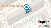 Компания Каисса на карте