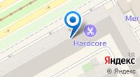 Компания Бюро путешествий на карте