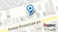 Компания Веломан на карте