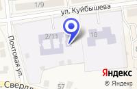 Схема проезда до компании ОХРАННОЕ ПРЕДПРИЯТИЕ ГРАНД в Куровском