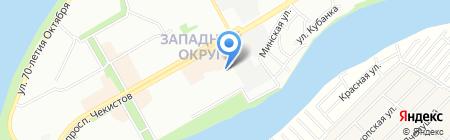 Только Ты на карте Краснодара