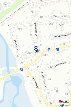 МАГАЗИН АВТОЗАПЧАСТЕЙ ЛАДА на карте Тимашевска
