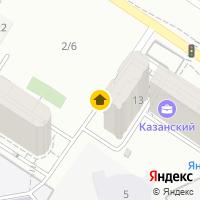 Световой день по адресу Россия, Краснодарский край, Краснодар, улица Марины Цветаевой, 147