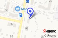 Схема проезда до компании КУРОВСКАЯ ЛЕСНАЯ МЕЛИОРАТИВНАЯ ДОРОЖНАЯ СТАНЦИЯ в Куровском