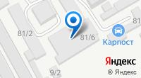 Компания Мерида Плюс на карте