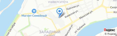Торгово-производственная фирма на карте Краснодара