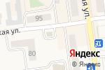 Схема проезда до компании Магазин цветов в Куровском