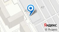 Компания Вершина на карте
