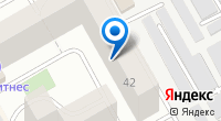 Компания E-Cafe USB на карте