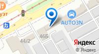Компания Югрос на карте