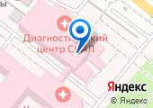 Поликлиника СКАЛ на карте