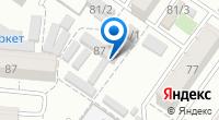 Компания Техснабсервис на карте